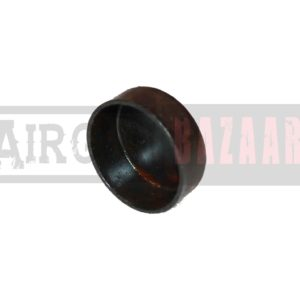 Air rifle metal cylinder end cap