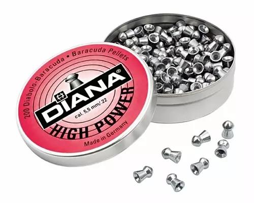 Diana-high-power-.177-pellets-India