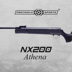 Precihole-nx200-athena-air-rifle-airgunbazaar.in