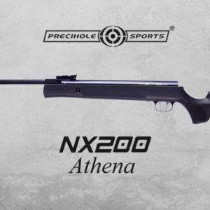 Precihole-nx200-athena-air-rifle-airgunbazaar.in