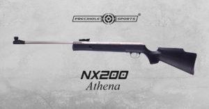 Precihole-RF-rust-free-black-nx200-athena-air-rifle-airgunbazaar.in