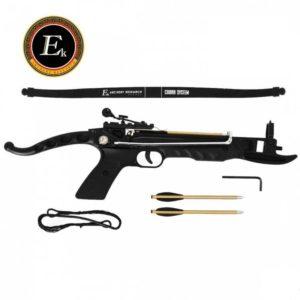 Cobra Pistol Crossbow black 80 lbs -India