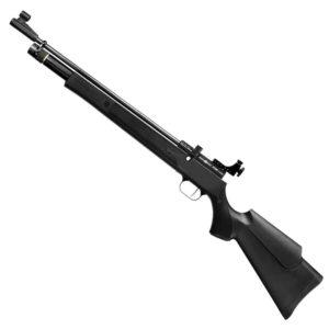 Precihole-PX100-Achilles-black-Classic-butt-stock-PCP-air-rifle