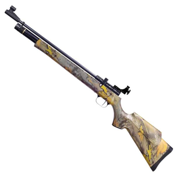 Precihole-PX100-Achilles-camo-Classic-butt-stock-PCP-air-rifle
