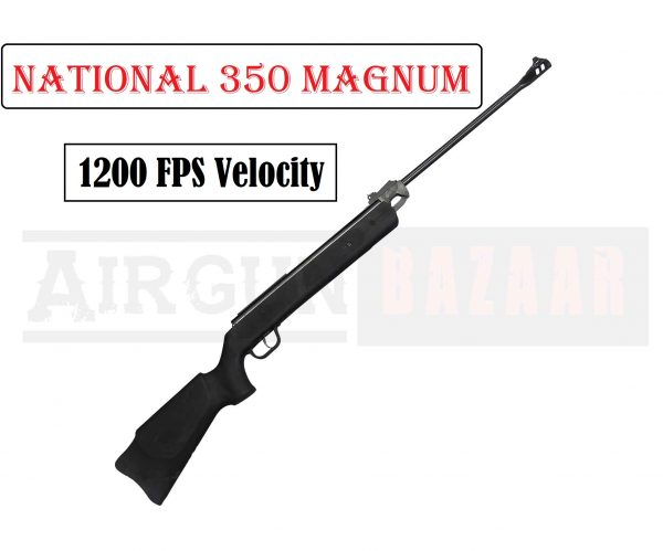 Aarmr-National-350-magnum-air-rifle-airgunbazaar.in