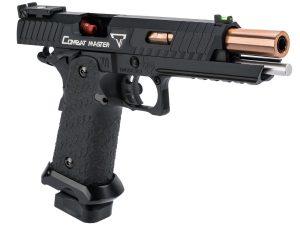EMG STI TTI LICENSED JOHN WICK 3 2011 COMBAT MASTER / Airsoft GBB Pistol_india_airgunbazaar.in