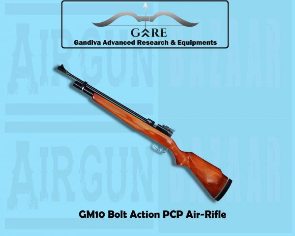 GARE_GM-10_Bolt_Action_PCP_Gandiva_Advanced_Research_and_Equipments_airgunbazaar.in