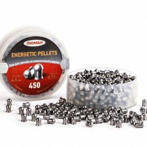 Luman_Energetic_pellets_0.75_450 pcs)_airgunbazaar.in