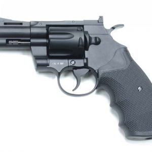 "KWC MODEL 357 2.5 Inch "", 4.5MM CO2 REVOLVER"