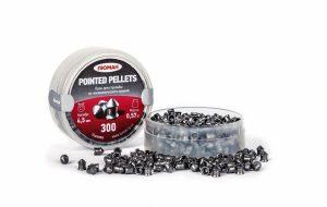 Luman_pointed_8.8 grains (0.57 grams)_.177cal_4.5mm_pellets_airgunbazaar.in