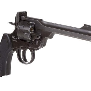 WEBLEY_MKVI_CO2 .177cal_PELLET_REVOLVER_india_airgunbazaar.in