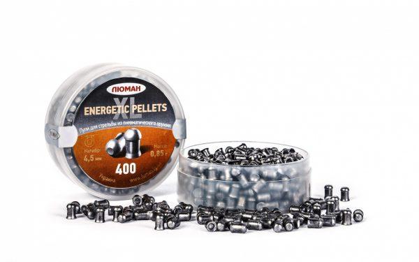 Luman Energetic pellets XL,13.12 grain 0.85 Gram (400 pcs)